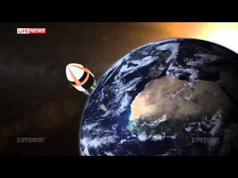 Атомный крейсер «Владимир Мономах» запустил ракету «Булава»...