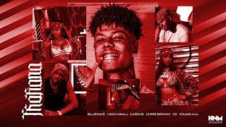 Blueface   Thotiana (feat. Nicki Minaj, Cardi B, Chris Brown, YG & Young M.A.) [MEGAMIX]