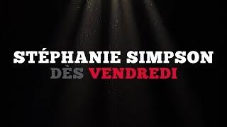 TEASER Stéphanie Simpson