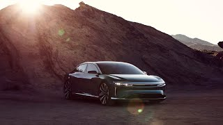 Lucid Motors | Journey to Production in 2020