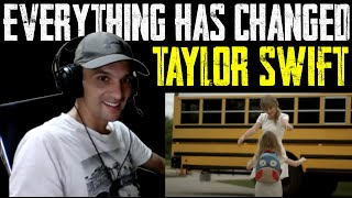 Taylor Swift - Everything Has Changed ft. Ed Sheeran [SOUTH AFRICAN'S REACTION!!] 🥺