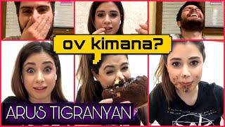 Գրիգ Գևորգյան - Ով Կիմանա Live #4 - Արուս Տիգրանյան