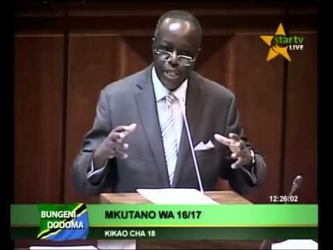 MHE. MUHONGO AZOMEWA BUNGENI | BUNGE STAR TV