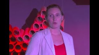 Ghost Hunters And The Secret Power Of Storytelling | Jacquelyn Benson | TEDxPiscataquaRiver