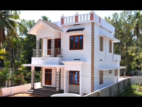 Angamaly, 4.5 cents plot and 1300 sq ft, low budget house for sale in Angamly, Kochi, Kerala