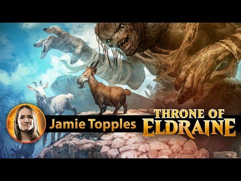 Throne of Eldraine | Drafting with Jamie