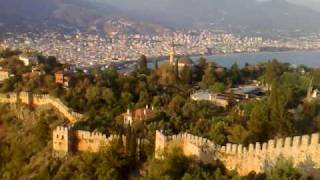preview picture of video 'Alanya Burg 2 2009'