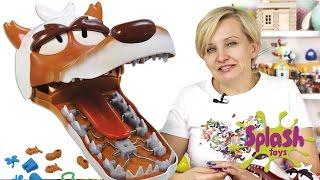 Zębaty Wilk, Gra Zręcznościowa, Splash Toys, dystrybutor Pierot