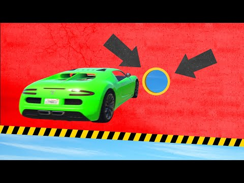 99% Will NOT Fit Through This GAP! (GTA 5 Funny Moments)