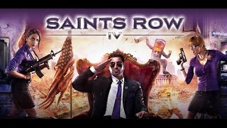 VideoImage1 Saints Row IV - 100% Uncut