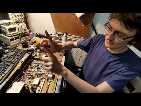 Будем реставрировать магнитофон Радиотехника
