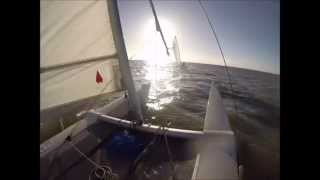 Brandon sails to Ventnor