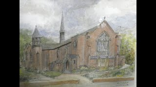 St Andrew's Church Service of Light, Holy Saturday 3rd April 2021