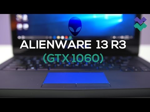 Alienware 13 R3 Review: The Tiny Gaming Monster!