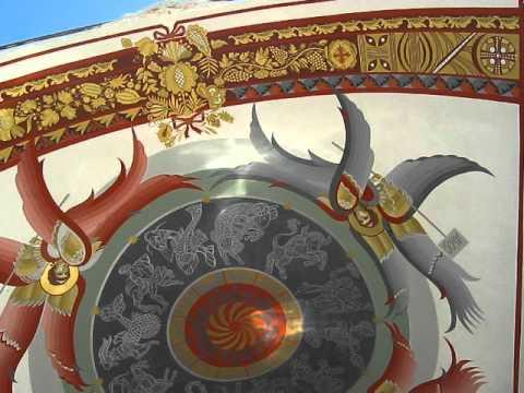 Описание храма солнца в крыму