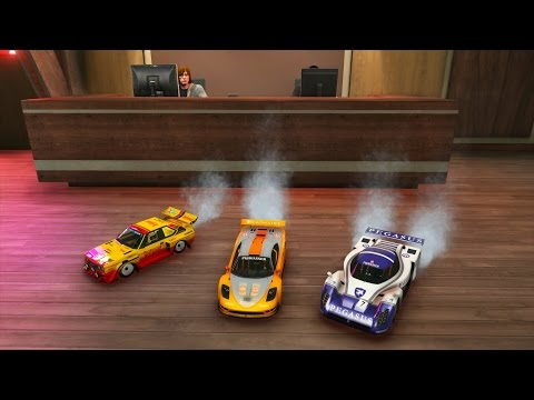 GTA V RC Cars