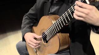 No Surprises Radiohead Classical guitar Joo Fuss Video