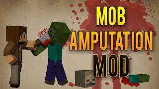 ►Predstavenie Módov◄ Mob Amputation Mod ● by Expl0ited [SK HD]