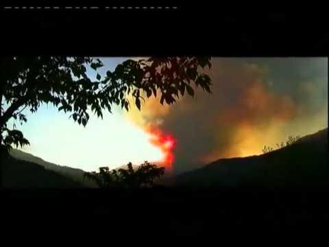 CORSICA-Les incendies