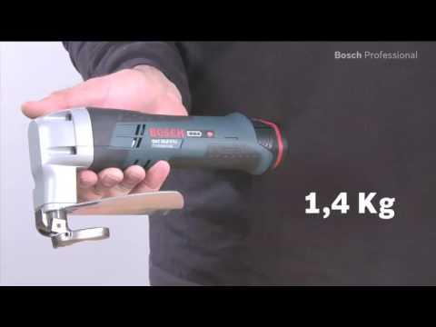 Bosch Akku-Blechschere GSC 10,8 V-LI Professional