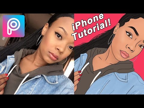 Cartoonify Yourself like a PRO with PicsArt! | Easy Tutorial