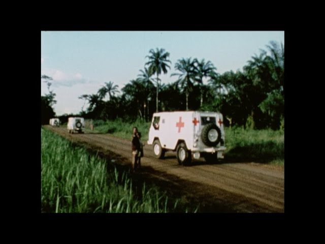 ICRC opens its archives: Nigeria-Biafra War
