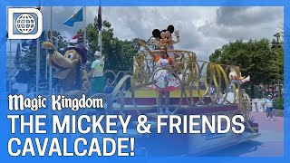Disney Character Cavalcade with Mickey & Friends! - The Magic Kingdom Reopening 2020
