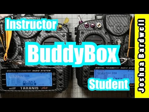 frsky-taranis-opentx-buddybox-trainer-mode-how-to