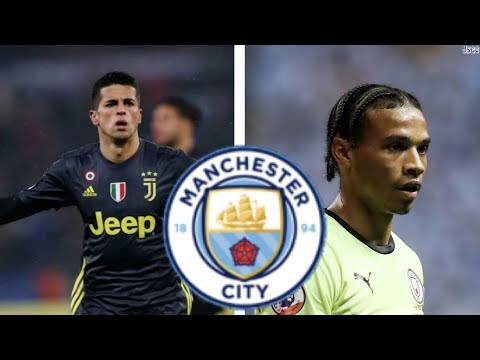 Man City Closing in on Cancelo But Bayern Closing in on Sane? | Man City Transfer Update