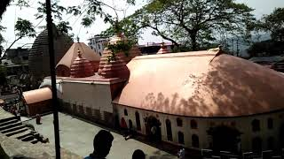 preview picture of video 'Visit to kamakhya devi temple gwahati assam'