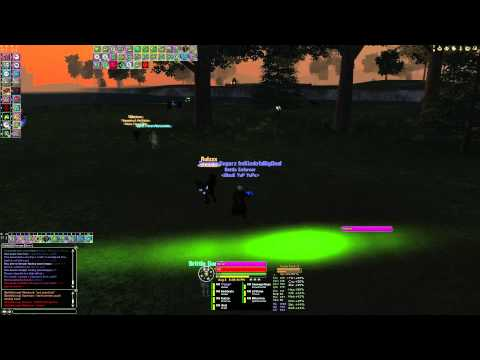 DAoC - Keep defense RVR Thane AoE Hammers - Dark Age of Camelot