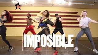 LUIS FONSI, OZUNA   Imposible | @theINstituteofDancers | Choreography Danny Lugo