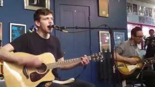 Tokyo Police Club - The Modern Age (Strokes cover) - Live at Amoeba Records in San Francisco