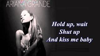 Ariana Grande- Lovin' It (Lyrics) [Official HQ]