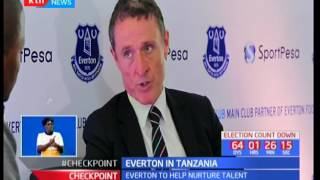 Everton will be the first EPL team set to play in East Africa