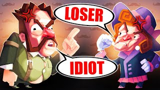 The one game where trash talking makes you win