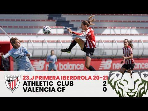 ⚽ HIGHLIGHTS I Athletic Club 2-0 Valencia CF I M23 Primera Iberdrola 2020-21