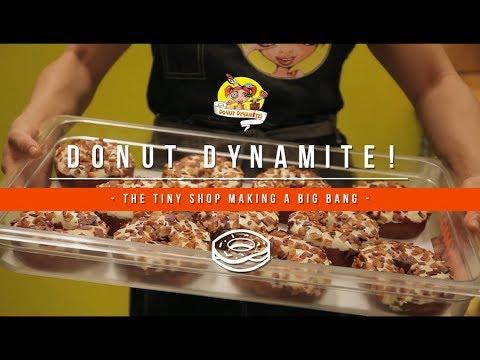 Donut Dynamite! BEST DOCUMENTARY WINNER 2017 My Røde Reel
