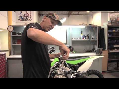 How To Adjust the KYB PSF Air Forks with Pro Circuit's Jim