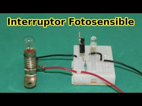 Interruptor Fotosensible o Crepuscular