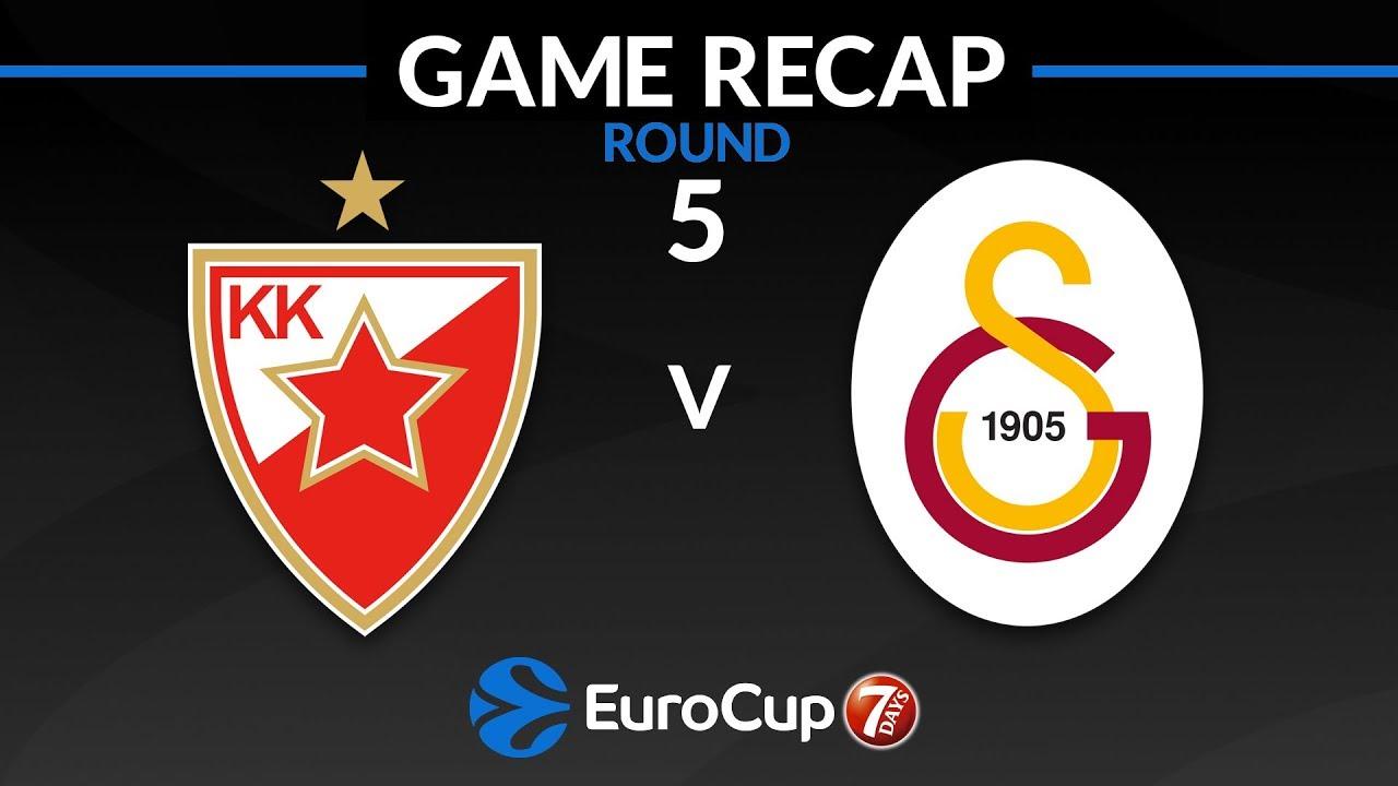 EuroCup / V kolo / #CZVGAL 87:57