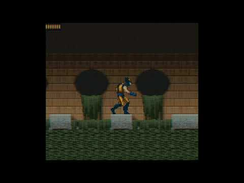 X-Men Mojo's World (Game Gear)