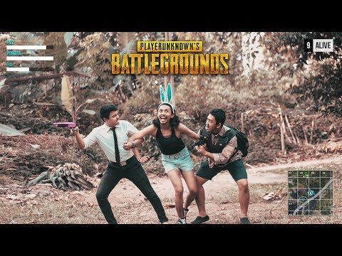 PUBG IN REAL LIFE #3 - Finding Love In PUBG  || May i see