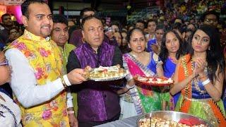 [Part #2 Video] Shri Atul Purohit Garba 2016 Chicago
