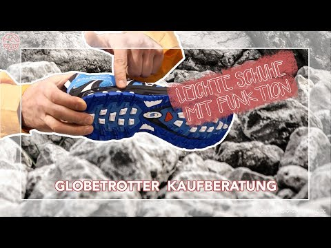Kaufberatung Leichte Schuhe mit Funktion