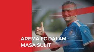 Pelatih Arema FC Kesulitan saat Ditinggal Lima Pemain Pentingnnya