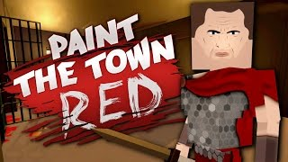 ESCAPE THE ROMAN JAIL - Best User Made Levels - Paint the Town Red