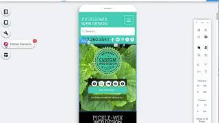 Wix Designer Tips for Mobile Editing
