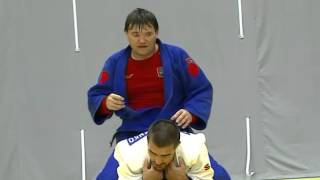 В Сочи тренируется мужская паралимпийская сборная России по дзюдо. Новости Сочи Эфкате