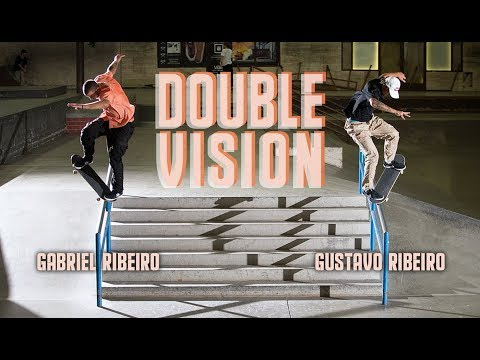 Gustavo Ribeiro & Gabriel Ribeiro   DOUBLE VISION